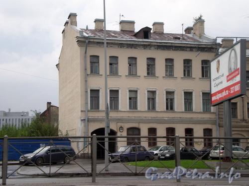 Синопская наб., д. 24, общий вид здания. Фото 2008 г.