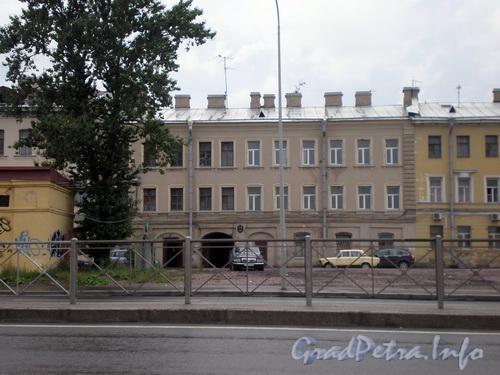 Синопская наб., д. 26, общий вид здания. Фото 2008 г.