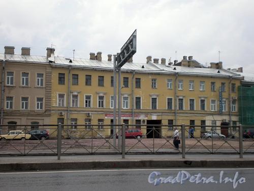 Синопская наб., д. 28, общий вид здания. Фото 2008 г.