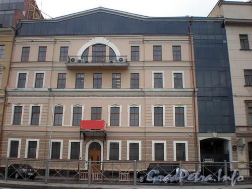 Синопская наб., д. 54, общий вид здания. Фото август 2008 г.