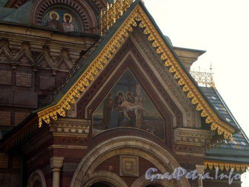 Наб. канала Грибоедова, д. 2 «Спас-На- Крови». Фото 2008 г.