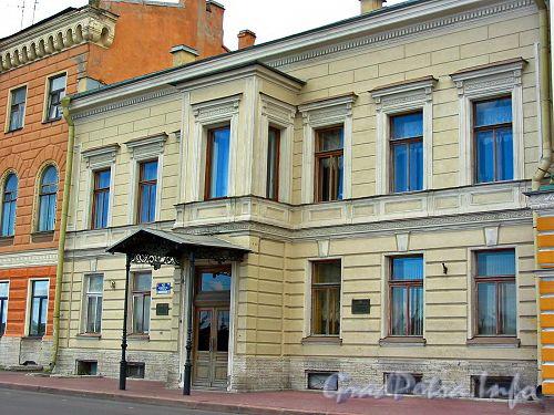 Английская наб., д. 42 ⇒ Адмиралтейский р-н Санкт-Петербурга