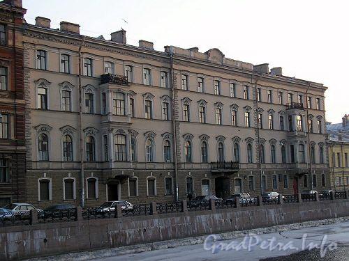 реки Мойки наб., д. 84 ⇒ Адмиралтейский р-н Санкт-Петербурга