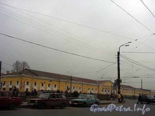 Обводного канала наб., д. 173 ⇒ Адмиралтейский р-н Санкт-Петербурга