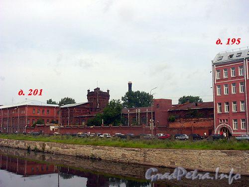 Обводного канала наб., д. 199-201 ⇒ Адмиралтейский р-н