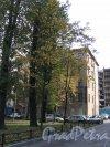 Наб. Адмирала Лазарева, д. 16. Общий вид. Фото октябрь 2011 г.