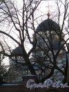 реки Карповки наб., д. 45.  Церковь Двунадесяти Апостолов. Фото март 2012 г.