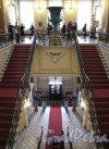 Дворцовая наб., д. 34. Старый Эрмитаж. Советская лестница. Общий вид. Фото апрель 2012 г.