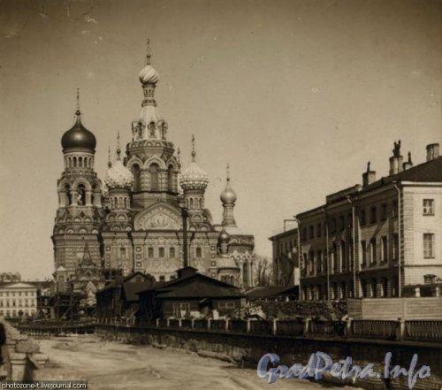 Храм Спас-на-Крови 1900-1905 г.