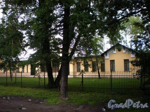 Свердловская наб., д. 38, корп. 5, лит. Д. Общий вид. Фото июнь 2009 г.