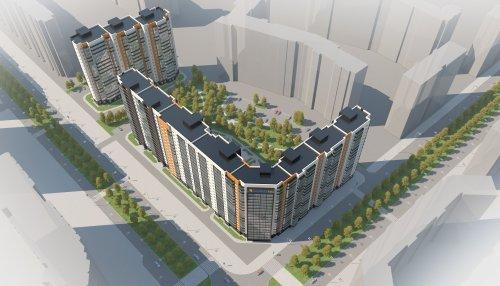 Проект жилого комплекса «Десяткино».