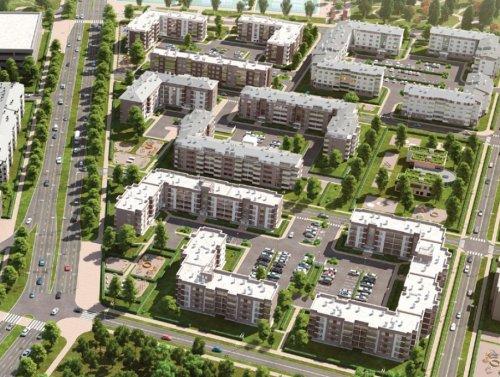 Проект развития территории «На Царскосельских холмах».