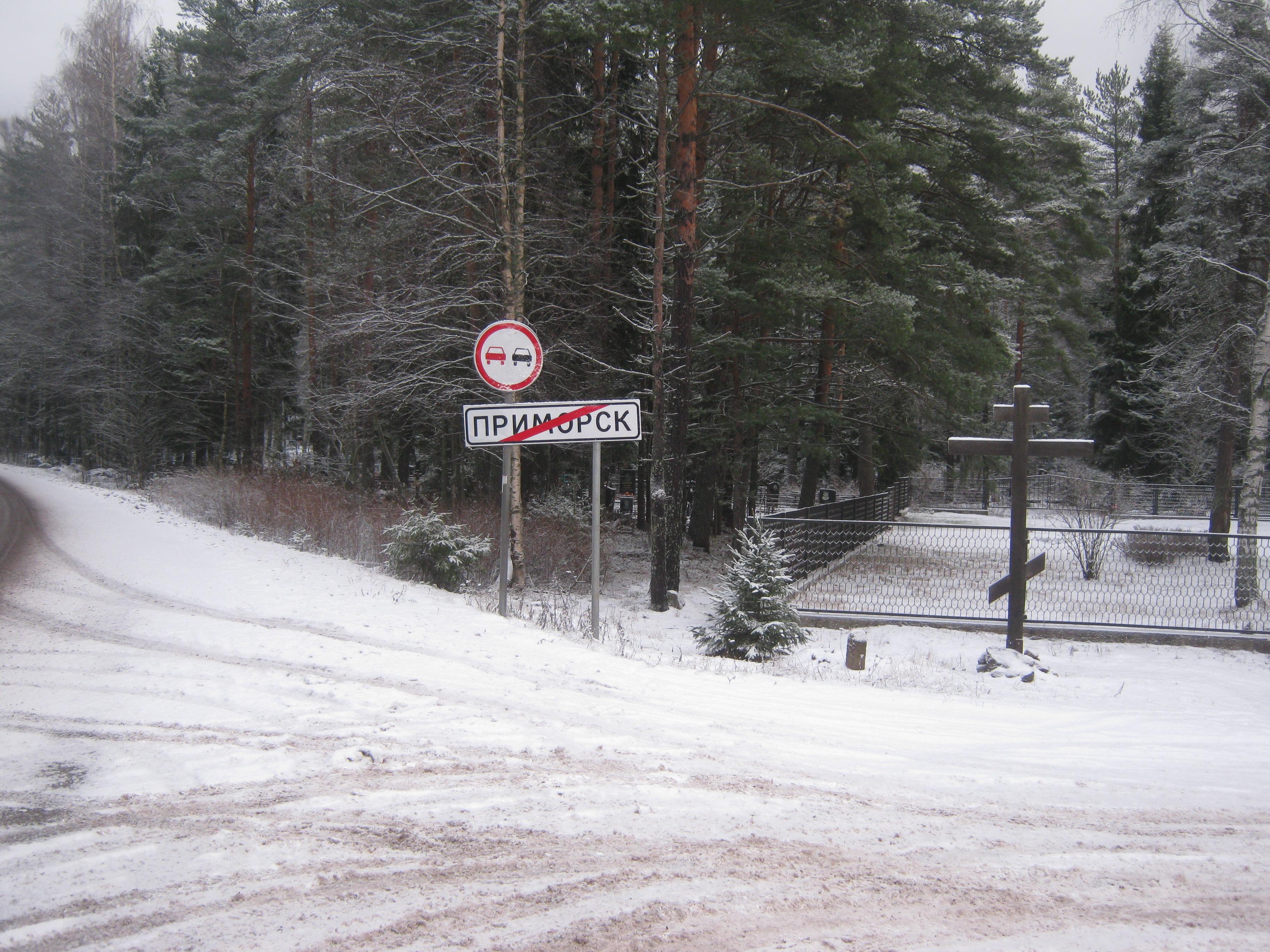 приморск ленинградская область фото города
