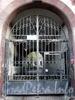 Наб. реки Мойки, д. 42. Доходный дом Башмакова. Решетка ворот. Фото октябрь 2009 г.