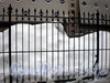 Ул. Ефимова, д. 3. Фрагмент ограды Горсткина рынка. Фото февраль 2010 г.