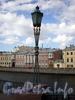 Фонарь 2-го Инженерного моста. Фото май 2009 г.