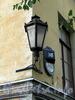Кирочная ул., д. 33. Фонарь. Фото сентябрь 2010 г.