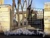 Ворота между домами 35 и 37 по улице Радищева. Фото июль 2010 г.