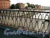 Фрагмент ограждения Можайского моста. Фото август 2010 г.