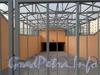 Богатырский пр., д. 52. Ворота въезда в паркинг. Фото ноябрь 2011 г.