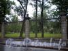Ограда Выборгского сада, Фото 2008 г.