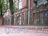 Ул. Красного Текстильщика, д. 12, ограда. Фото 2008 г.