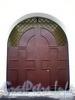 9-я Красноармейская ул., д. 10, лит. А. Католический монастырь Святого Антония Чудотворца. Ворота. Фото июль 2009 г.