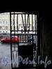 Наб. Крюкова канала, д. 6-8. Решетка ворот. Фото март 2009 г.