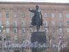 Памятник С. М. Кирову на Кировской площади. Фото декабрь 2011 г.