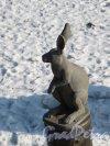 Памятник Зайцу. Фото март 2012 г.