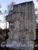 Памятник «Юным героям обороны города Ленина» в Таврическом саду. Октябрь 2008 г.