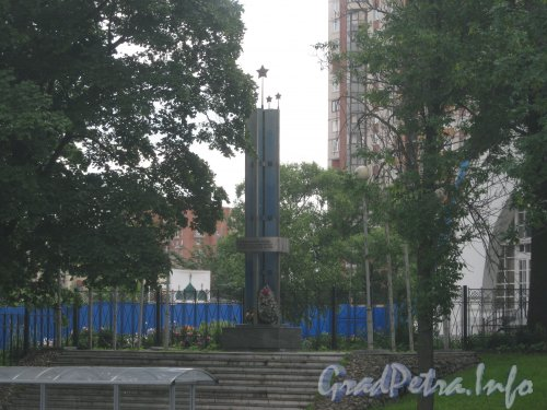 Памятный знак героям Нарвской заставы