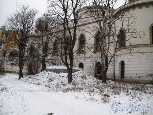 Гастелло ул., д. 15, ДОТ у Чесменского Дворца. Фото 2013 г.