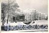 Павильон Росси в Михайловском саду. Фото Р. Мазелева, 1966 г. (старая открытка)