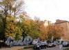 Сквер между домами 19 и 11 по Мичуринской улице. Фото октябрь 2010 г.