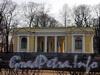 Павильон Росси в Михайловском саду. Фото апрель 2004 г.