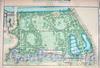 План Михайловского сада. Фото июль 2004 г.