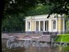 Павильон Росси в Михайловском саду. Фото июль 2004 г.