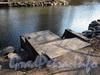 Лопухинский сад. Спуск к воде. Фото апрель 2011 г.