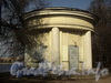 Павильон в Лопухинском саду. Фото апрель 2011 г.
