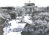 Екатерининский сквер и Александрийский театр. Фото начала 1900-х гг. (из книги «Невский проспект. Дом за домом»)