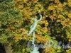 парк Павловский. Статуя Меркурия. Фото октябрь 2009 г