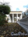 парк Павловский. Павильон Трех Граций. Фото октябрь 2012 г