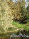 парк Мариенталь, Мариентальская пристань. Фото октябрь 2012 г.