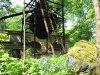 Шуваловский парк. д. 1, лит. Л. Хозяйственные постройки. Фото май 2010 г.