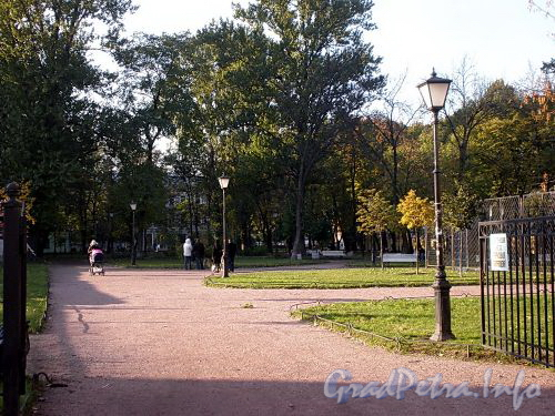 Сангалльский сад ⇒ санкт петербург