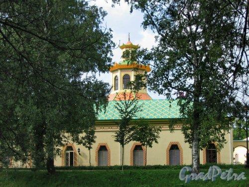 г. Пушкин, Александровский парк. Китайская деревня. Фото август 2005 г.