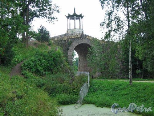 Екатерининский парк (г. Пушкин). Большой Каприз. Фото август 2005 г.