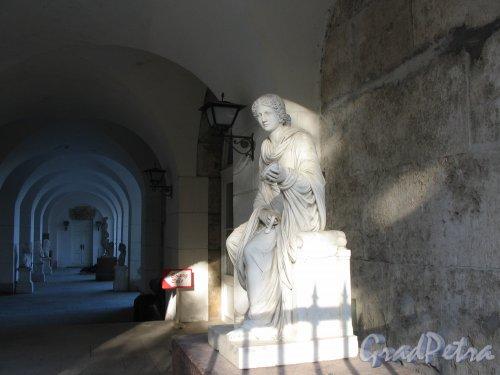 Екатерининский парк (г. Пушкин). Агатовые комнаты. Фото сентябрь 2007 г.