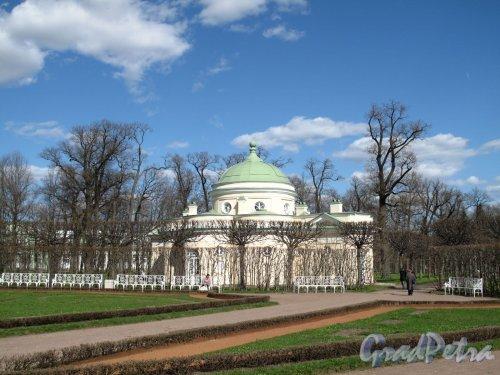 Екатерининский парк (г. Пушкин). Нижняя Ванна. Фото май 2012 г.